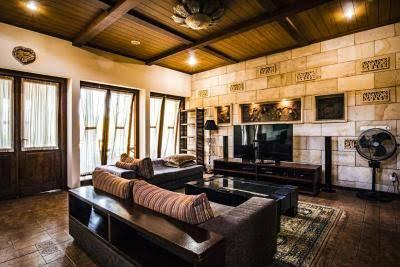Staycation Seru Bareng Keluarga di Bandungan, Semarang, Cek Rekomendasi Hotelnya, Moms