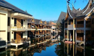 6. Danau Dariza Resort – Hotel