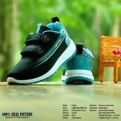 Sepatu Anak Ando
