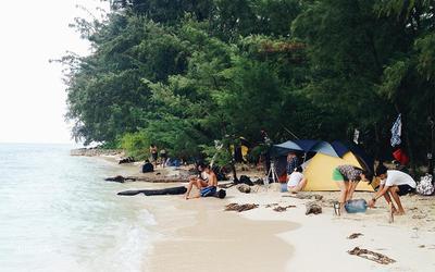 Pulau Seribu yang Bagus untuk Camping