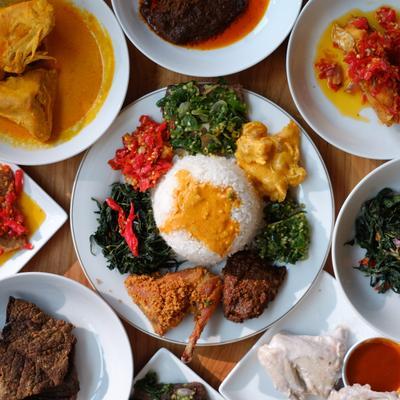 Heboh Isu Boikot Nasi Padang
