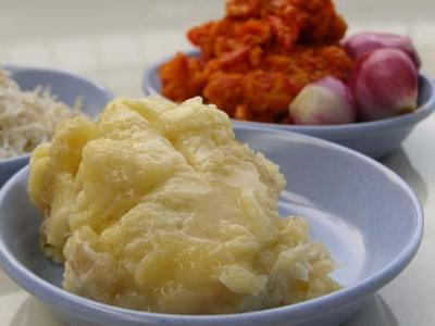 Resep Sambal Tempoyak Durian yang Menggugah Selera, Bikin Sendiri Yuk, Moms!