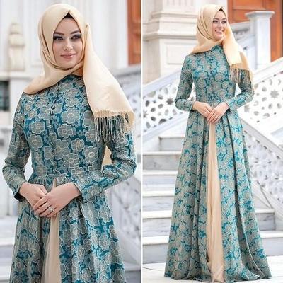 Ragam Model Gamis Batik yang Bikin Penampilan Cantik Menawan, Moms Suka yang Mana?