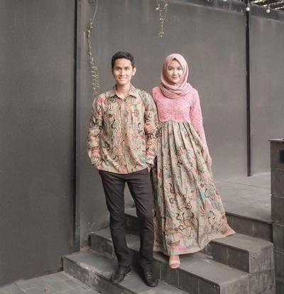 Ragam Model Gamis Batik Yang Bikin Penampilan Cantik Menawan
