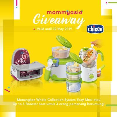 [GIVEAWAY ALERT!] Buat Pengalaman Makan MPASI Jadi Lebih Mudah dan Menyenangkan dengan Produk dari Chicco Ini yuk, Moms!