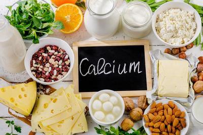 Kalsium dan Vitamin D