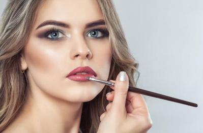 4. Lip Balm + Lipstick Matte