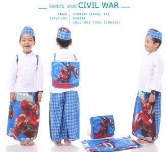 2. Bawa Perlengkapan Anak
