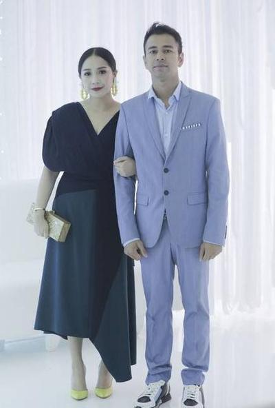 Mengintip Harga Outfit Nagita Slavina Saat Hadir di Pesta Dinner Syahrini
