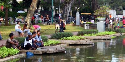 Gak Menguras Kantong, Intip 5 Tempat Ngabuburit Murah di Jakarta