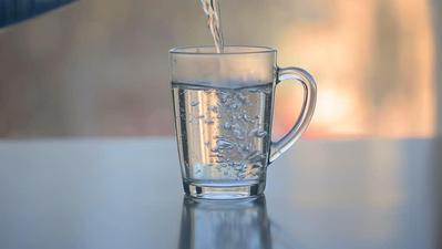 Air Putih Hangat