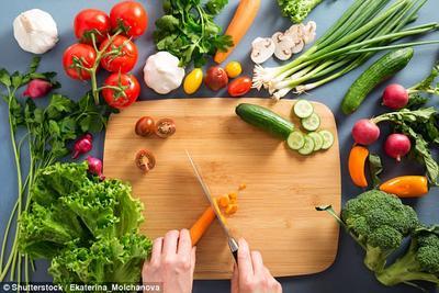 Jangan Potong Sayuran yang akan Disimpan