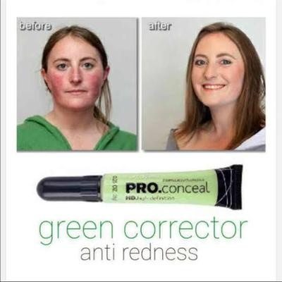 1. Green Corrector