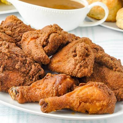 Rahasia Kelezatan Ayam Goreng Krispi KFC, Coba Bikin Sendiri untuk Si Kecil Moms!