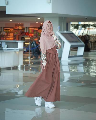 Hijab Ala Anissa Rahma