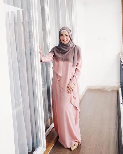 Hijab Ala Natasha Rizky