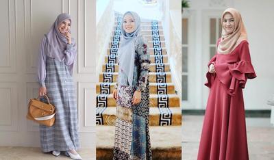 8 Inspirasi Hijab ala Selebriti, Bisa Jadi Referensi untuk Bukber Nih