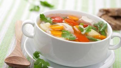 Berbuka dengan Sup Agar Lebih Kenyang