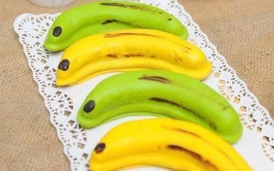 Kue Lembut dari Jepang, Ini 2 Versi Resep Banana Cotton Cake