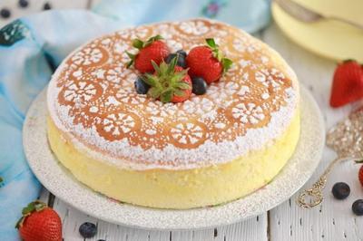 Resep Japanese Cotton Cheese Cake, Bikin yang Enak untuk Si Kecil Yuk, Moms!