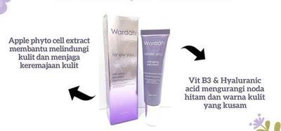 3. Wardah Renew You Anti-Aging Eye Cream
