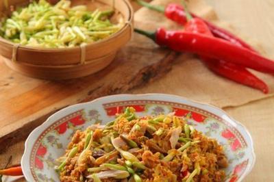 Resep Tumis Bunga Pepaya, Lezat dan Kaya Manfaat untuk Kesehatan Loh!