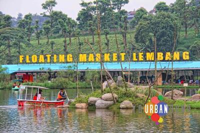 2. Floating Market