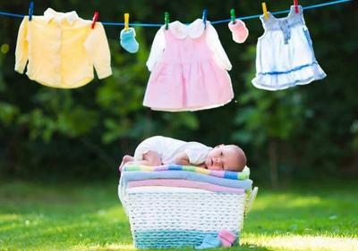 Ingin Pakaian Si Kecil Awet? Ini Moms Tips Merawat Pakaian Bayi dan Balita