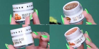 5. Lip scrub