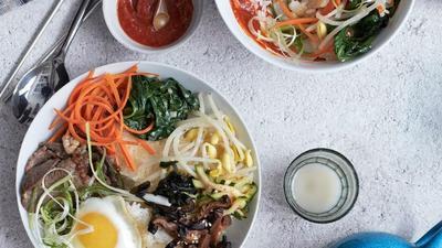 Resep Bibimbap, Makanan Khas Korea yang Bisa Moms Coba di Rumah