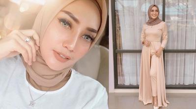 Intip Gaya Fashion Mama Lita MasterChef Indonesia 5 Dalam Balutan Warna Pastel