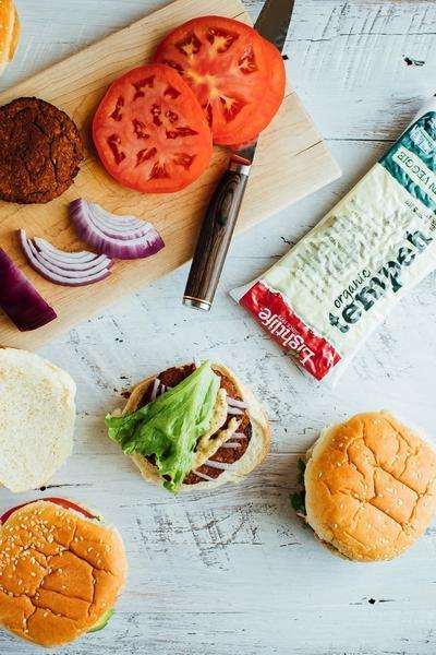 Resep Burger Tempe, Kreasi Spesial untuk Anak yang Susah Makan