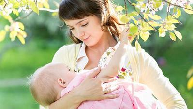 Kontak Mata dengan Bayi