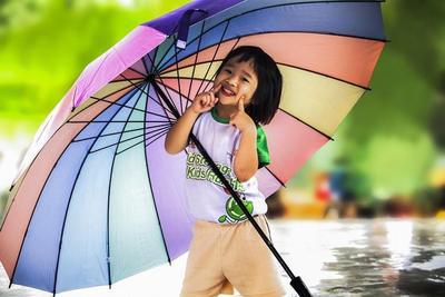 4 Cara Meningkatkan Daya Tahan Tubuh Anak Saat Musim Pancaroba
