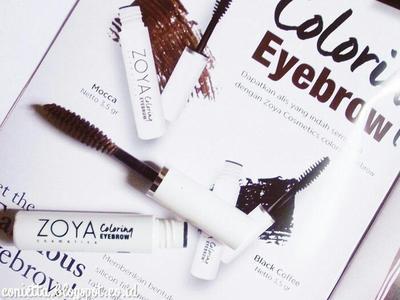 4. Zoya Coloring Eyebrow