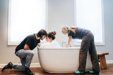 1. Water Birth