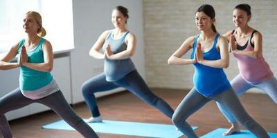 2. Prenatal Yoga