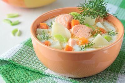 Sup Pepaya Muda