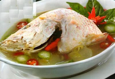 Bolehkah Ibu Hamil Makan Kepala Ikan Kakap?