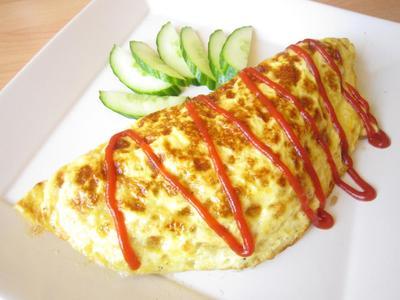Resep Mudah Membuat Omelet Nasi
