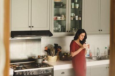 4 Inspirasi Dapur Cantik Artis, Nomor 3 Cocok Untuk Rumah Minimalis!