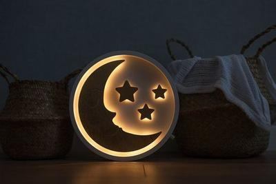Tips Memilih Lampu Tidur yang Tepat, Bikin Si Kecil Betah di Kamarnya Sendiri