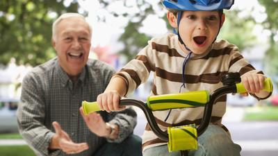 5 Manfaat Belajar Naik Sepeda Untuk Tumbuh Kembang Anak