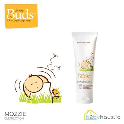 Buds Cherished Mozzie Clear Lotion