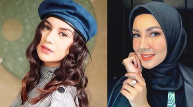 Deretan Artis Cantik Indonesia yang Punya Anak Kembar, 3 Diantaranya OTW