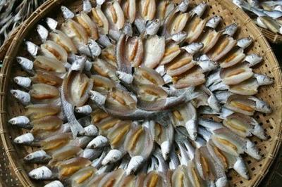 Lezatnya Menggoda, Makan Ikan Asin dan Nasi Panas Ternyata Berbahaya?
