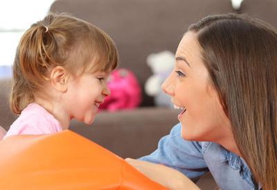 Bersikap Terbuka dengan Anak