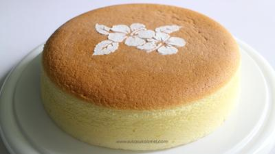 Cotton Cheese Cake