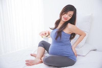 Mengurangi Pegal Saat Hamil