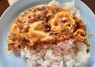 Resep Nasi Ayong 999, Nasi Telur Setengah Matang yang Laris Manis di Kota Pontianak